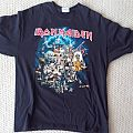 Iron Maiden - Best of the Beast shirt