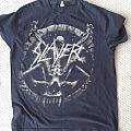 Slayer - Divine Intervention 20th aniv shirt