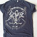 Slayer - Divine Intervention 20th aniv shirt