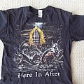 Immolation - Here in After tshirt