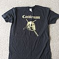Candlemass - gold skull shirt