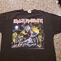 Iron Maiden - Hooks In You / Maiden Rules shirt