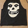 Misfits - TShirt or Longsleeve - Misfits - Skull sleeveless shirt