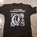 Dark Tranquillity - The Gallery tour shirt