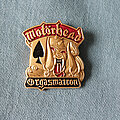 Motörhead - Pin / Badge - Motorhead badge