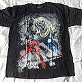 Iron Maiden - TShirt or Longsleeve - Iron Maiden tour shirt 2013