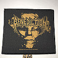 Benediction - Patch - Benediction The Dreams You Dread patch