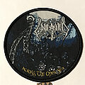 Unleashed - Patch - Unleashed Across The Open Sea circle patch