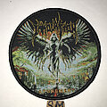 Immolation - Patch - Immolation Atonement circle patch