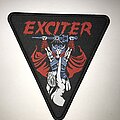 Exciter - Patch - Exciter Long Live The Loud triangle patch