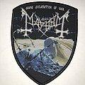 Mayhem - Patch - Mayhem Grand Declaration Of War shield patch