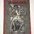 Possessed - Patch - Possessed Satan's Curse patch red border