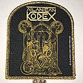 Atlantean Kodex - Patch - Atlantean Kodex Heresiarch patch gold glitter border