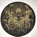 Vader - Patch - Vader De Profundis circle patch