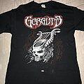 Gorguts mini tour 2012 shirt