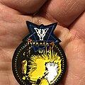 Running Wild - Pin / Badge - Running Wild Gates To Purgatory pin
