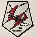 Living Death - Patch - Living Death Back To The Weapons patch