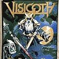 Visigoth - Patch - Visigoth back patch