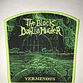 The Black Dahlia Murder - Patch - The Black Dahlia Murder Verminous patch yellow border