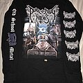 Pull The Plug Patches Death tribute longsleeve