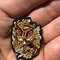 Mercyful Fate - Pin / Badge - Mercyful Fate Don't Break The Oath pin