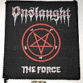 Onslaught - Patch - Onslaught The Force patch