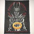 Lord Of The Rings - Patch - Lord Of The Rings Sauron patch dark grey border