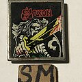 Saxon - Pin / Badge - Saxon ST pin