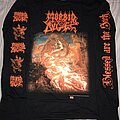 Morbid Angel Blessed Are The Sick longsleeve