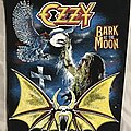Ozzy Osbourne - Patch - Ozzy back patch