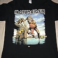 Iron Maiden - TShirt or Longsleeve - Iron Maiden Book Of Souls tour shirt 2017 NYC