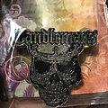 Candlemass - Pin / Badge - Candlemass King Of The Grey Islands pin
