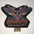 Hawkwind - Patch - Hawkwind Sonic Attack cut out patch