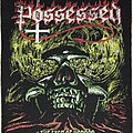 Possessed - Patch - Possessed back patch