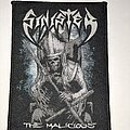 Sinister - Patch - Sinister The Malicious patch
