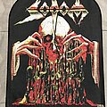 Sodom - Patch - Sodom back patch