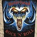 Motörhead - Patch - Motörhead back patch