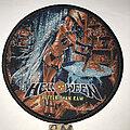 Helloween - Patch - Helloween Better Than Raw circle patch
