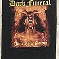 Dark Funeral - Patch - Dark Funeral back patch