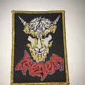 Venom - Patch - Venom patch gold glitter border