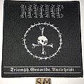Revenge - Patch - Revenge Triumph.Genocide.Antichrist patch