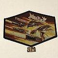 Judas Priest - Patch - Judas Priest Firepower patch
