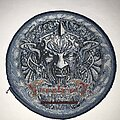 Finntroll - Patch - Finntroll Light Into The Darkness circle patch