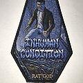 Inhuman Condition - Patch - Inhuman Condition Rat God coffin patch