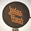 Judas Priest - Patch - Judas Priest circle patch