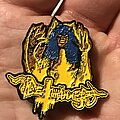 Deathhammer - Pin / Badge - Deathhammer Evil Power pin