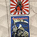 Iron Maiden - Patch - Iron Maiden patches for eryk08