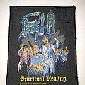 Death - Patch - Death Spiritual Healing patch