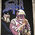Death - Patch - Death Leprosy back patch