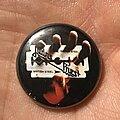 Judas Priest - Pin / Badge - Judas Priest British Steel button